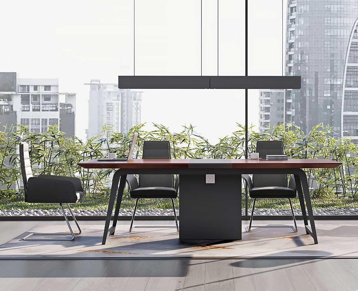 乔布尔系列-实木会议桌QBE-H8