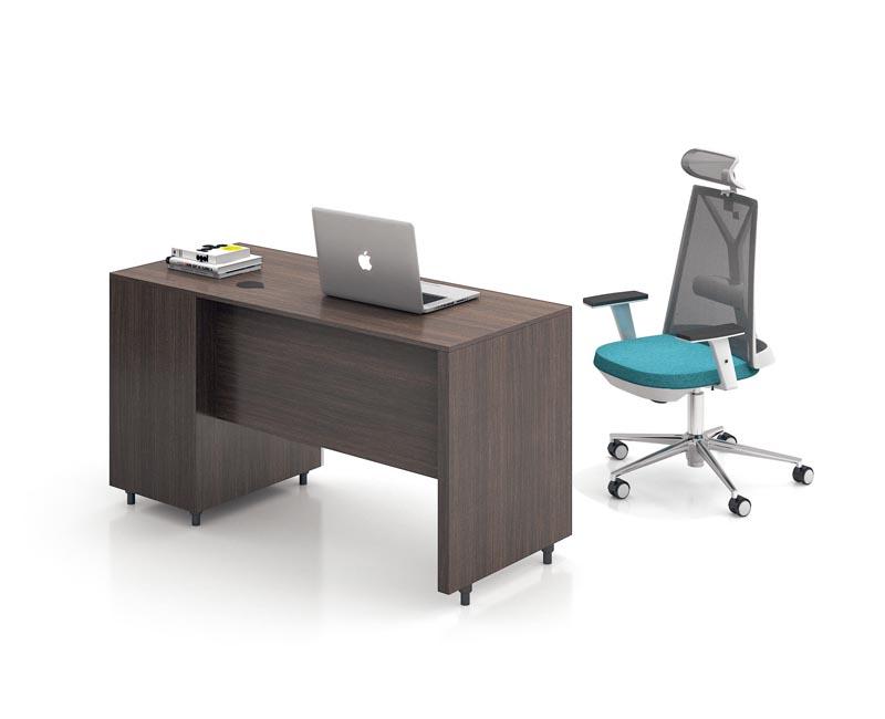 特维拉系列-单人位办公桌G-TEW141