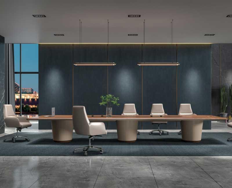 科尼诺系列实木会议桌